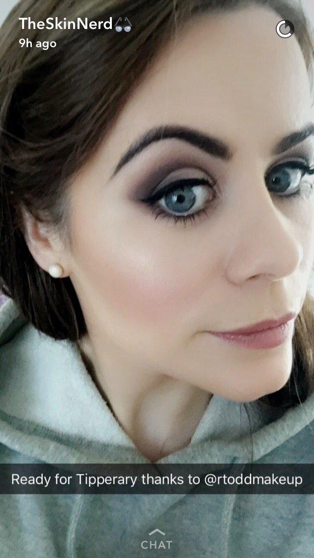 a8763f10484 Make up look for The Skin Nerd AKA the gorgeous Jennifer Rock - MUA ...