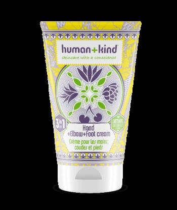 Human + Kind Tropical Fresh Hand+Elbow+Foot Cream Tropical Fresh